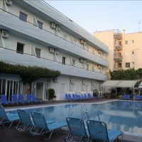Hotel Porto Plazza *** Kréta, Hersonissos