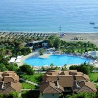 Hotel Justiniano Club Park Conti **** Alanya