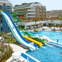 Hotel Crystal Waterworld ***** Belek