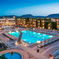 Hotel Bella Beach Hotel ***** Kréta, Anissaras