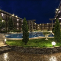 Hotel Imperial Resort **** Napospart, Burgasz