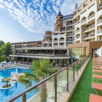 Hotel Imperial Resort **** Napospart