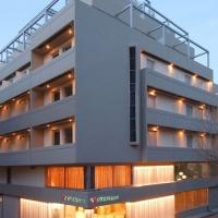 Hotel Atrion *** Kréta, Heraklion