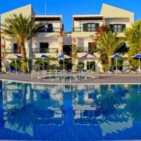Hotel Nana Golden Beach ***** Kréta, Hersonissos