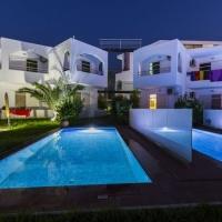 Hotel Rethymno Residence Aquapark & Spa **** Kréta, Adelianos Kambos