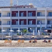 Olympic Suites Hotel Apartman **** Kréta, Rethymno