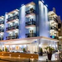 Hotel Astali ** Kréta, Rethymno