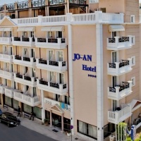 Hotel Jo An Palace **** Kréta, Rethymno