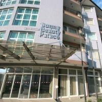 Sunny Beauty Palace Aparthotel *** Napospart - repülővel