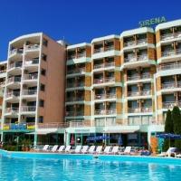 Hotel Sirena *** Napospart - repülővel