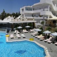 Hotel Grecian Fantasia *** Rodosz, Faliraki