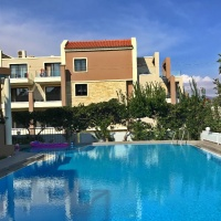 Hotel Oliva Beach - Kréta, Maleme
