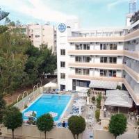 San Remo Hotel ** Larnaca, Dél-Ciprus