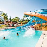 Hotel Sahara Beach Aquapark Resort *** Monastir-Skanes