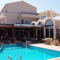 Hotel Sea Front ***+ Nyugat-Kréta