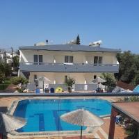 Hotel Anthoula **** Kelet-Kréta, Analipsi