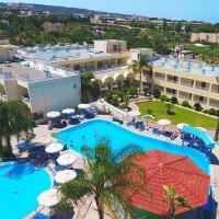 Hotel Romantza Mare *** Rodosz, Kalithea