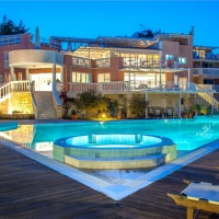 Hotel Gerakas Belvedere Luxury Suites **** Zakynthos, Vasilikos