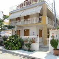 Vassilis-Maria Apartmanház - Sarti Busszal