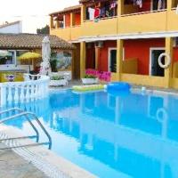 Alexis Pool Apartmanház Sidari
