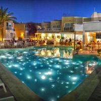 Hotel Nefeli Beach *** Kréta, Rethymnon