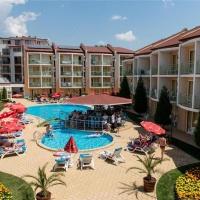 Hotel Sun City *** Burgasz