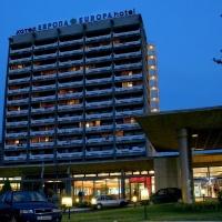 Hotel Europa *** Napospart