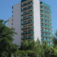 Hotel Slavyanski *** Napospart