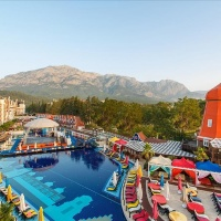 Hotel Orange County Resort ***** Kemer