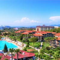 Hotel Justiniano Club Park Conti ***** Alanya