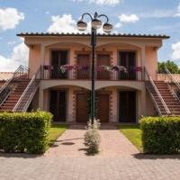 Apartman Relais Villaggio Le Querce - Toszkána (Sorano)