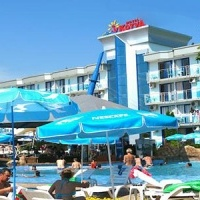 Hotel Kotva **** Napospart