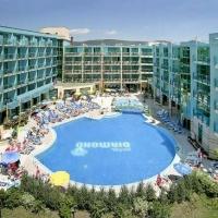 Hotel Diamond **** Napospart