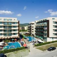 Hotel Lion Sunny Beach **** Napospart