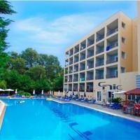 CNic Hellinis Hotel *** Korfu, Kanoni