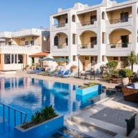 Hotel Nireas ** Kréta, Chania
