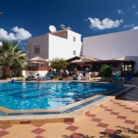Hotel Anthoula Village **** Kréta, Analipsi