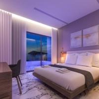 Hotel Porto Platanias Luxury Selection ***** Kréta, Platanias