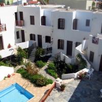Blue Sea Hotel-Apartments *** Kréta, Rethymno