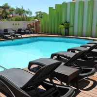 Hotel Heleni Beach ** Rodosz, Ialyssos
