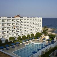 Hotel Mitsis Grand Beach ***** Rodosz város