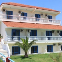Hotel Kamari Beach **** Rodosz, Lardos
