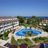 Hotel Larissa Sultans Beach **** Kemer