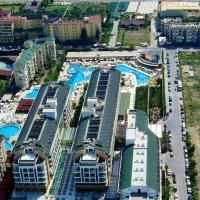 Hotel Hedef Resort ***** Alanya
