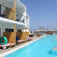 Hotel Evita Bay **** Rodosz, Faliraki