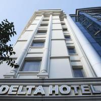 Delta Hotel Istanbul *** Isztambul