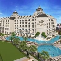 Side Royal Luxury Hotel & Spa ***** Side