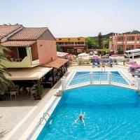 Hotel Olga *** Korfu, Sidari - repülővel