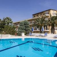 Hotel Vantaris Garden - Kréta, Georgioupolis