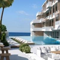 Akasha Beach Hotel & Spa ***** Kréta, Heraklion